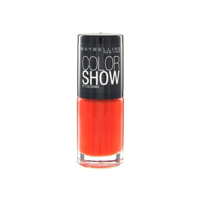 Maybelline Color Show 341 Orange Attack | Products | Pinterest
