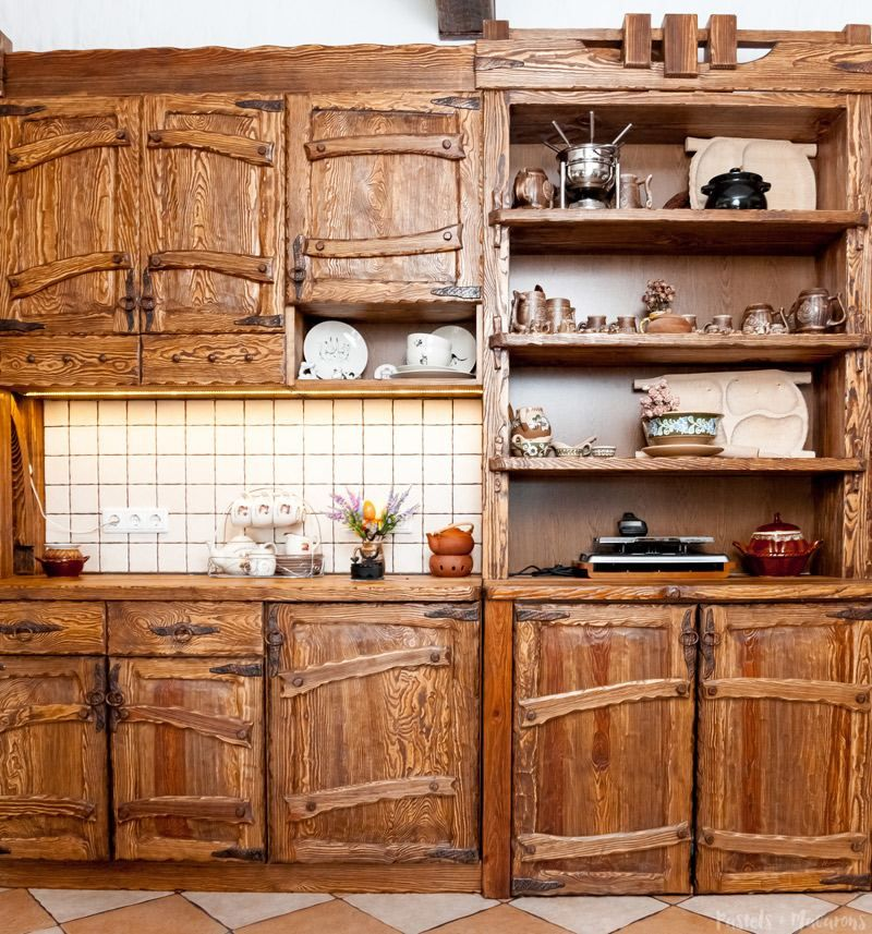 European Style Kitchen Remodeling Ideas: 30 Kitchen Design Ideas That Inspire Charm
