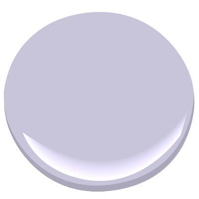 Daughter no 1 benjamin moore french lilac 1403 on the for Benjamin moore french white