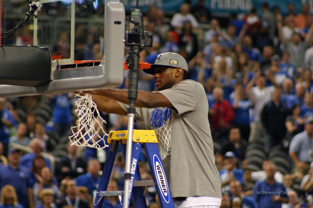 UK National Champion, Darius Miller, BBN (With images