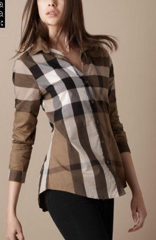 a66a5b8de7f2 Burberry Women Shirts BURSHTW042   25.50    Aislyn s style ...