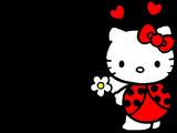 Hello Kitty makes me smile!