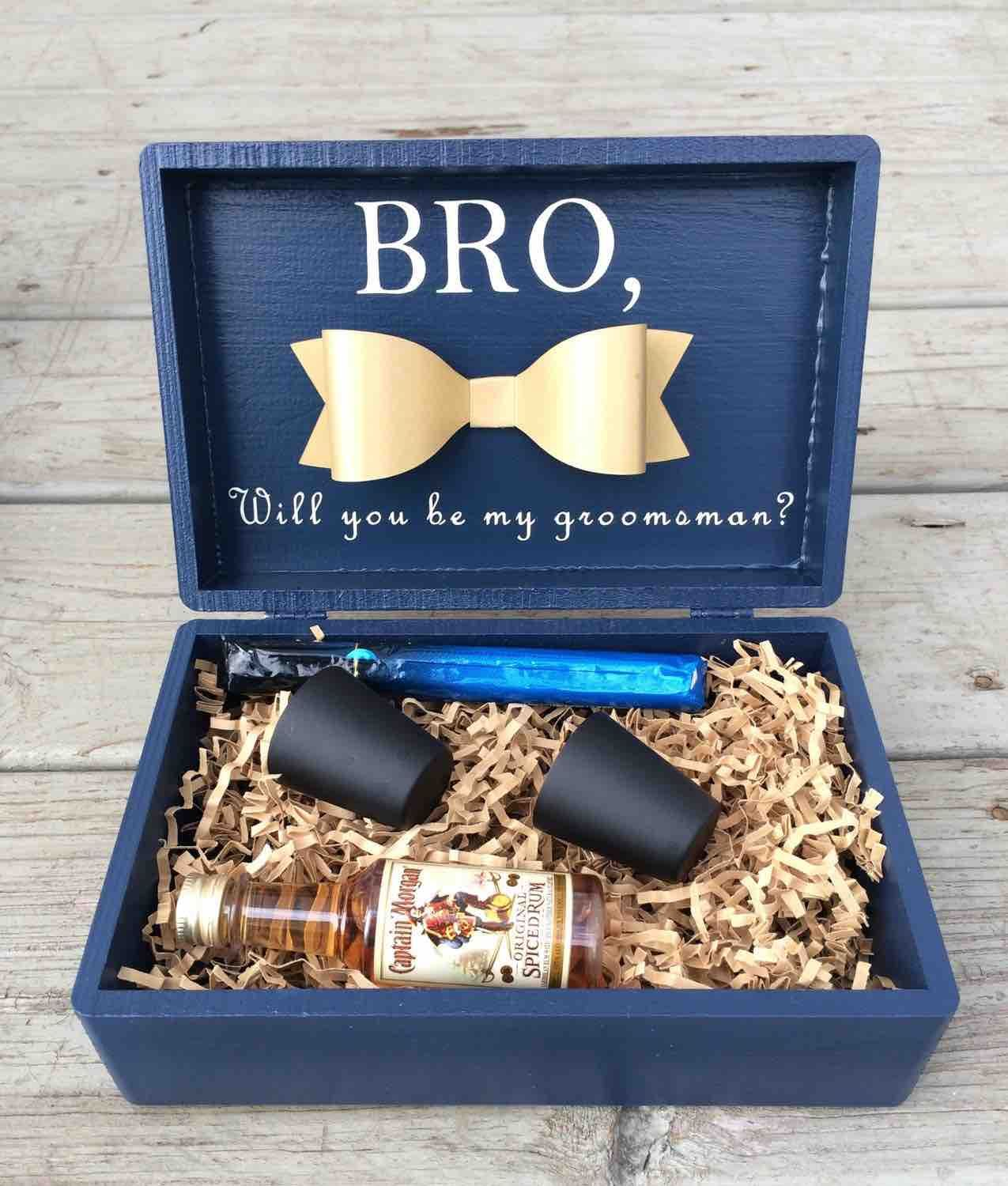 Best man duties in detail gifts for wedding party