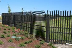 How Can I Better Secure My Home Property With A High Security Fence Hercules High Security Security Fence Fence Styles Residential Security
