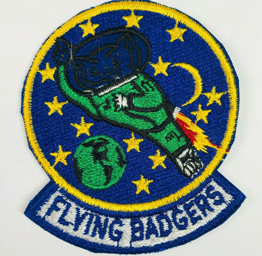 95th Airlift Squadron Flying Badgers US Air Force USAF USA