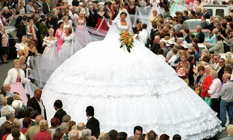 Fat Gypsy Wedding Eat Your Heart Out