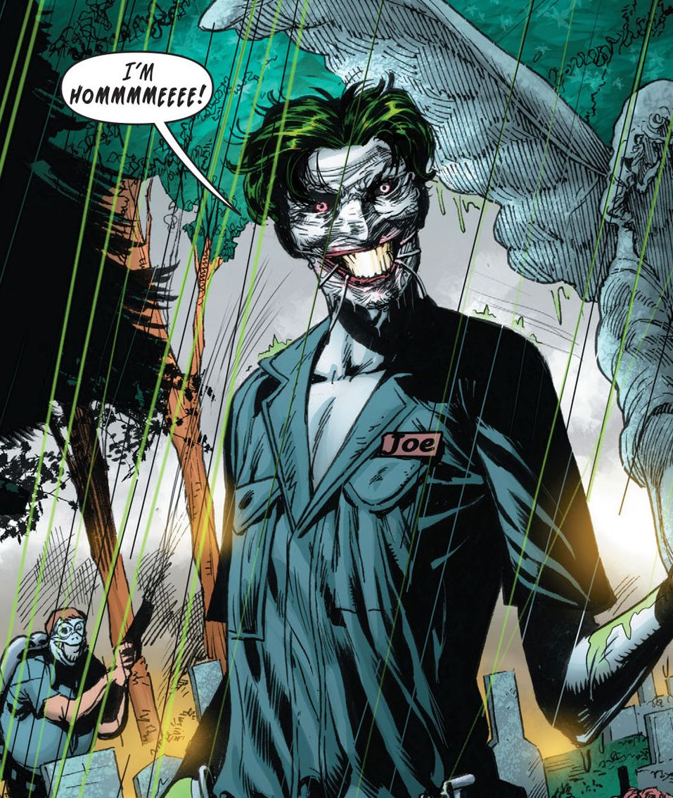 New 52 Harley Quinn And Joker The Joker - Suicide Sq...