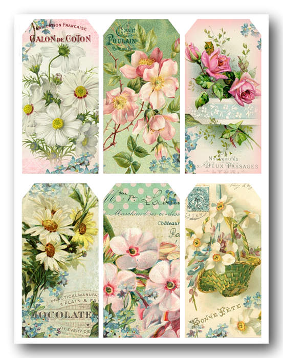 Tags - French florals 6.1 - lilac-n-lavender (553x700, 664Kb)