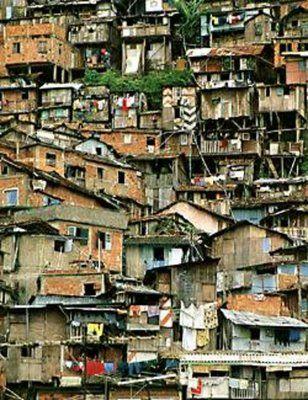 Mexico City Slums Slums York Minster Minster