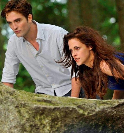 Zijn Bella Swan en Edward Cullen dating in het echte leven