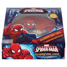 Spiderman Celebration Cake Henry S Birthday Pinterest