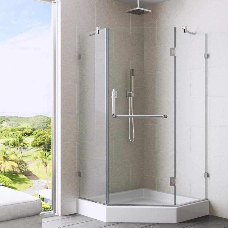 Vigo Vg606238w Neo Angle Shower Neo Angle Shower Doors