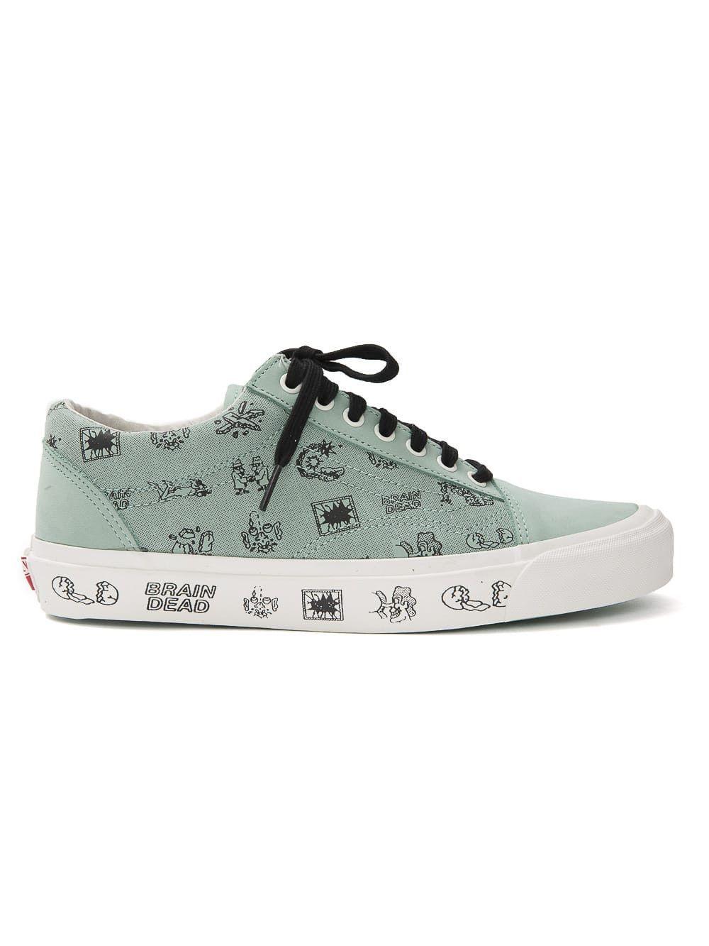 90af840b671428 VANS Vans x Brain Dead Old Skool sneakers.  vans  shoes   Mens Leather