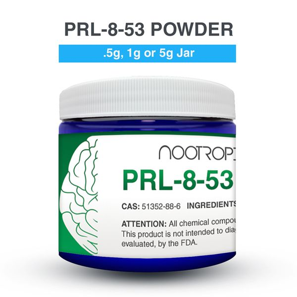 Buy Prl 8 53 Powder Nootropics Depot Is The 1 Most Trusted Source