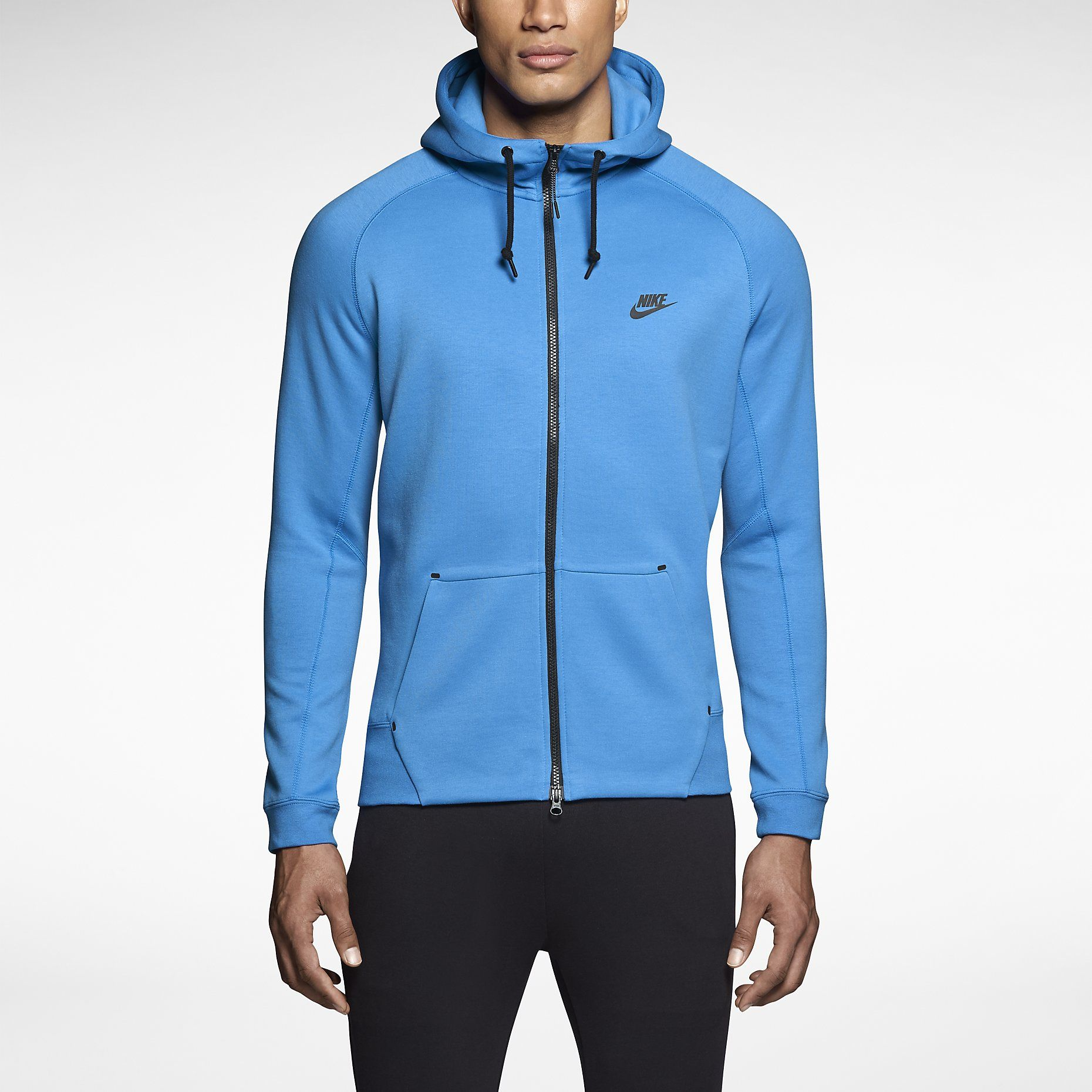 Nike Tech Fleece AW77 Men's Hoodie. Nike Store