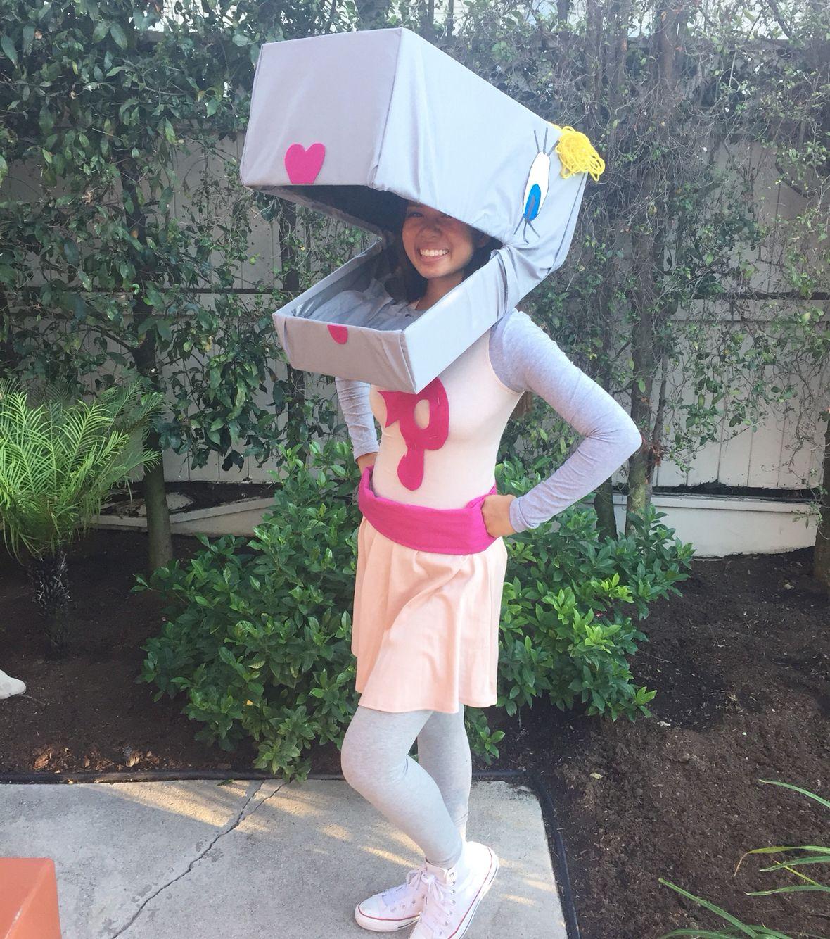 DIY Pearl costume More & DIY Pearl costume u2026   Halloweeu2026