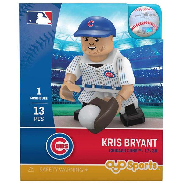 info for 8cf93 98277 Chicago Cubs Kris Bryant OYO Sports Generation 5 Mini ...