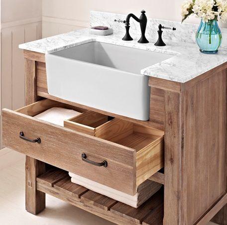 Bathroom Furnishings Vanities Specialty Farmhouse Farmhouse Vanity Farmhouse Bathroom Vanity Farmhouse Bathroom Sink