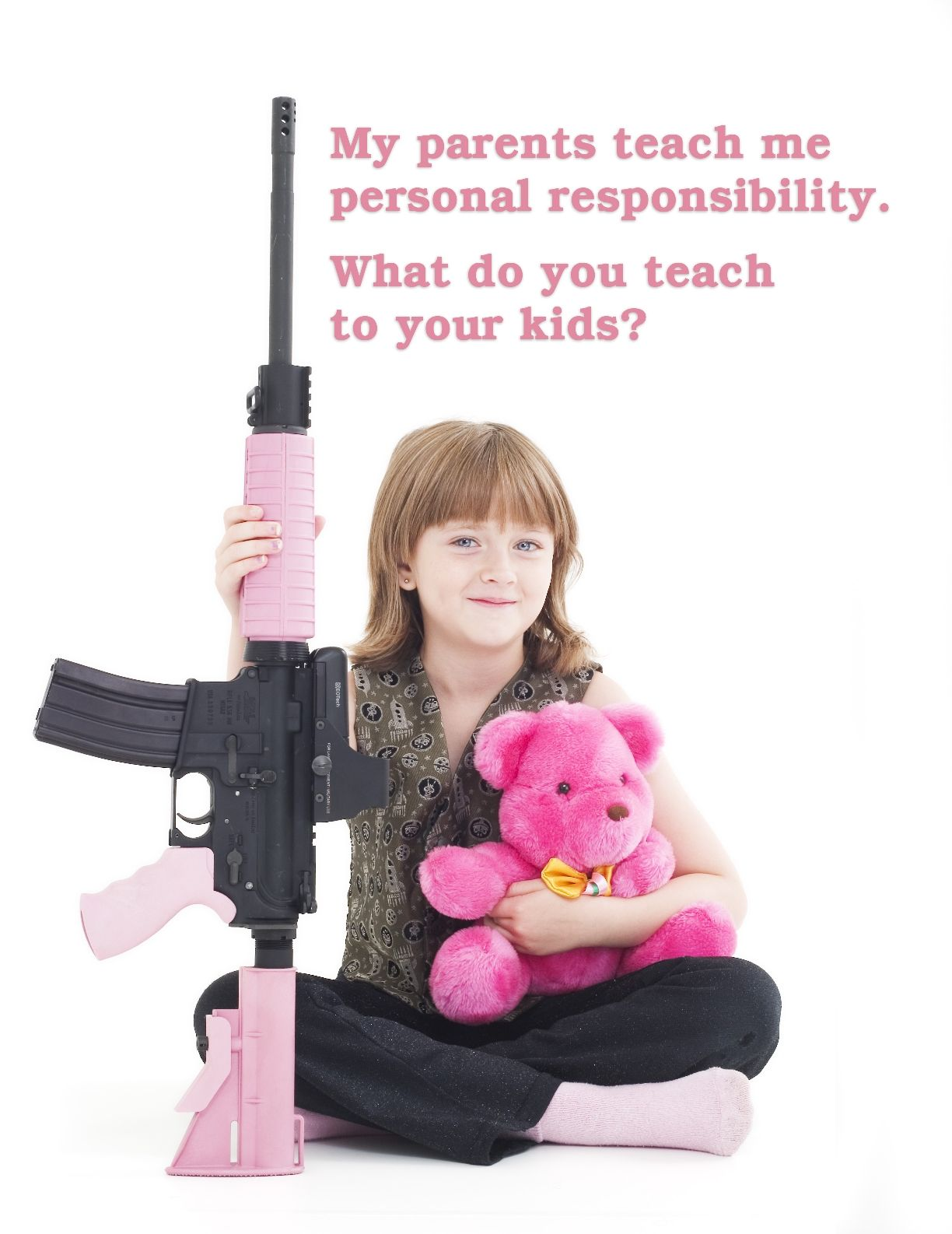 Things I don't like Parents giving children assault