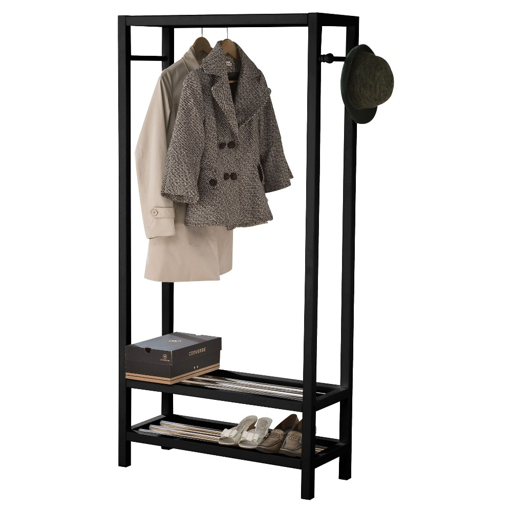 beauty pipe black info rack clothing iron simpsonovi retail racks