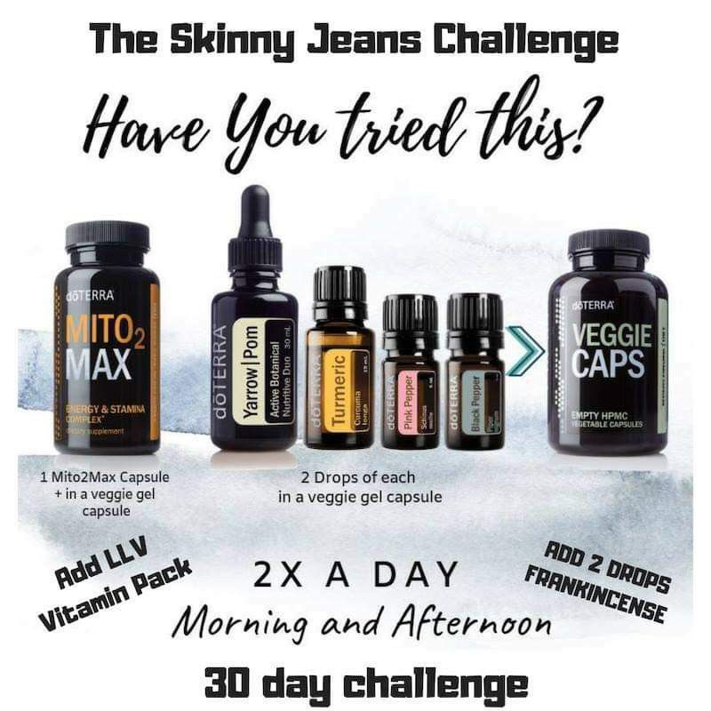 Skinny Jeans Challenge Diy Essential Oils For Colds Turmeric Essential Oil Doterra