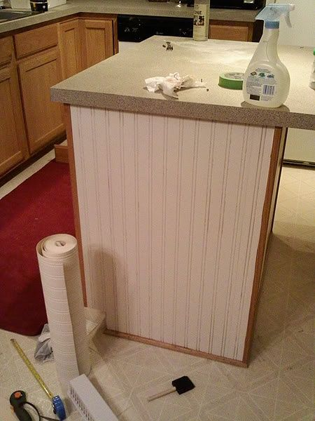 Cheap & Easy Cabinet Makeover