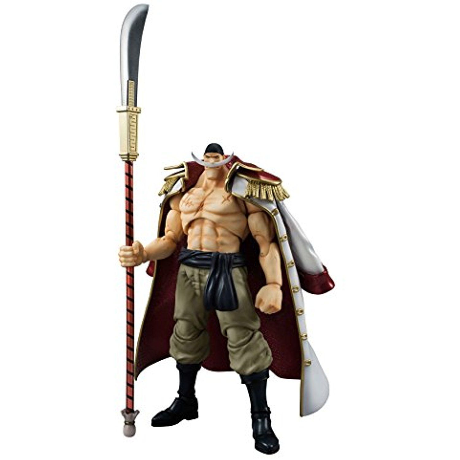 Variable Action Heroes One Piece White Beard Edward Newgate Action Figure VAH