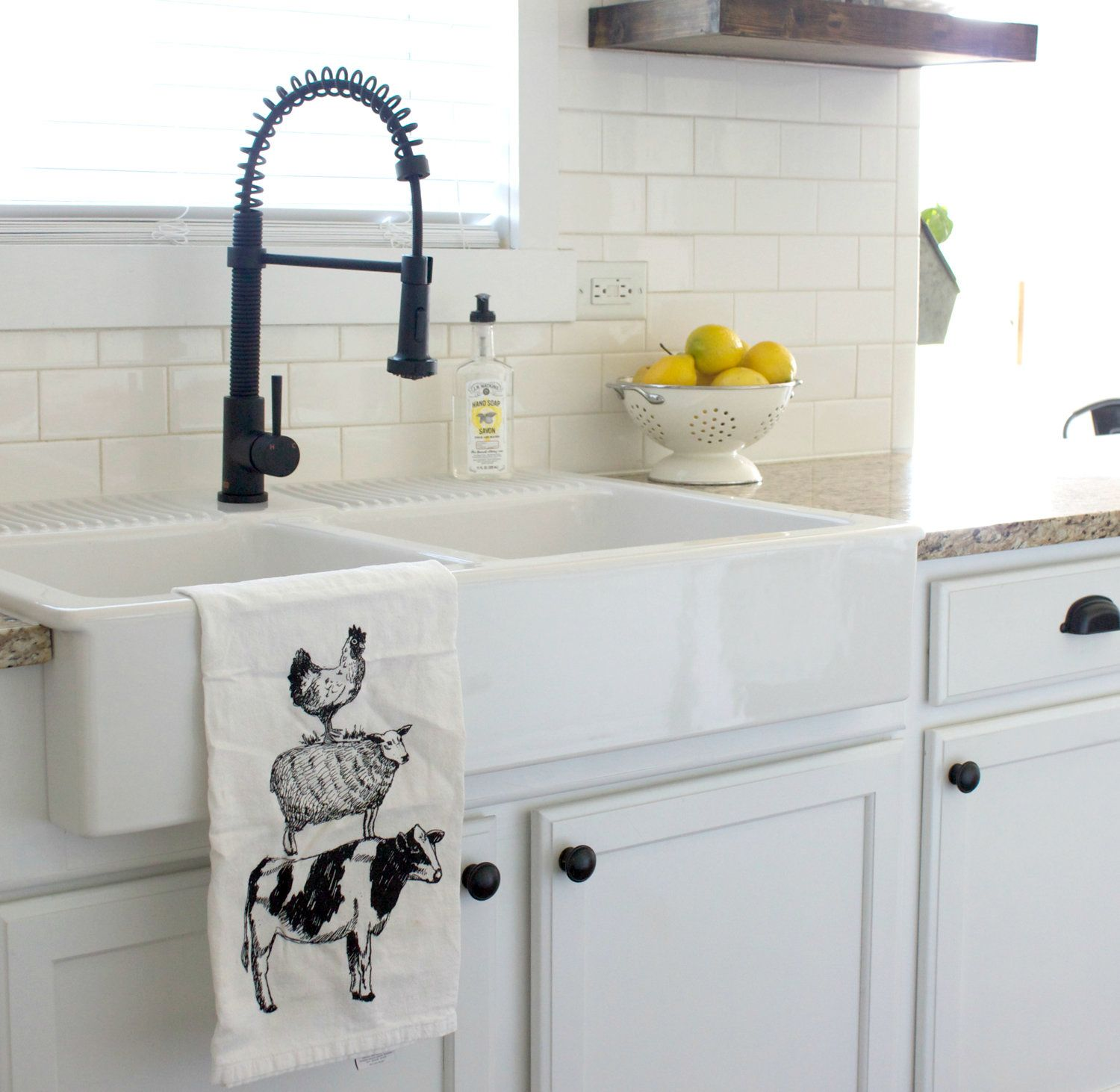 Installing An Above Mount Farmhouse Sink (With images