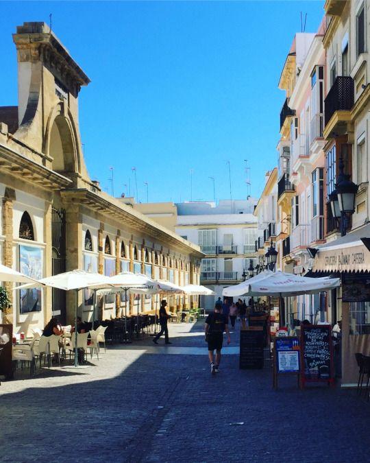 Mercado Central, Cádiz | Spain (by Nacho Coca)