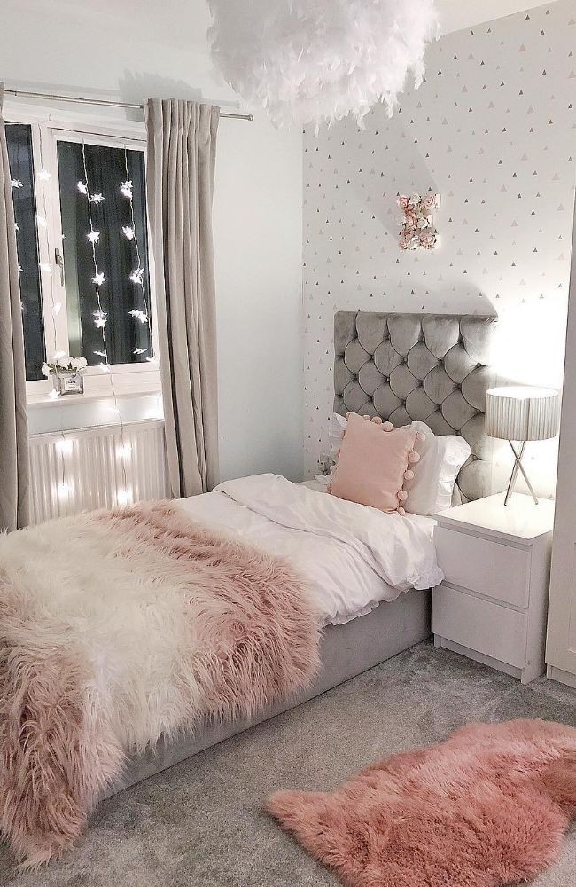 40 Inspiring Modern Bedroom Design Ideas And Decoration Page 29 Of 40 Home Design Blog Small Room Bedroom Dorm Room Decor Room Decor