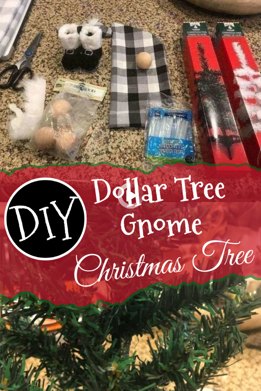 Dollar Tree Gnome Christmas Tree Diy Christmas Craft Em 2021 Artesanato De Natal Diy Decoracoes De Natal Artesanal Faca Voce Mesmo Arvore De Natal