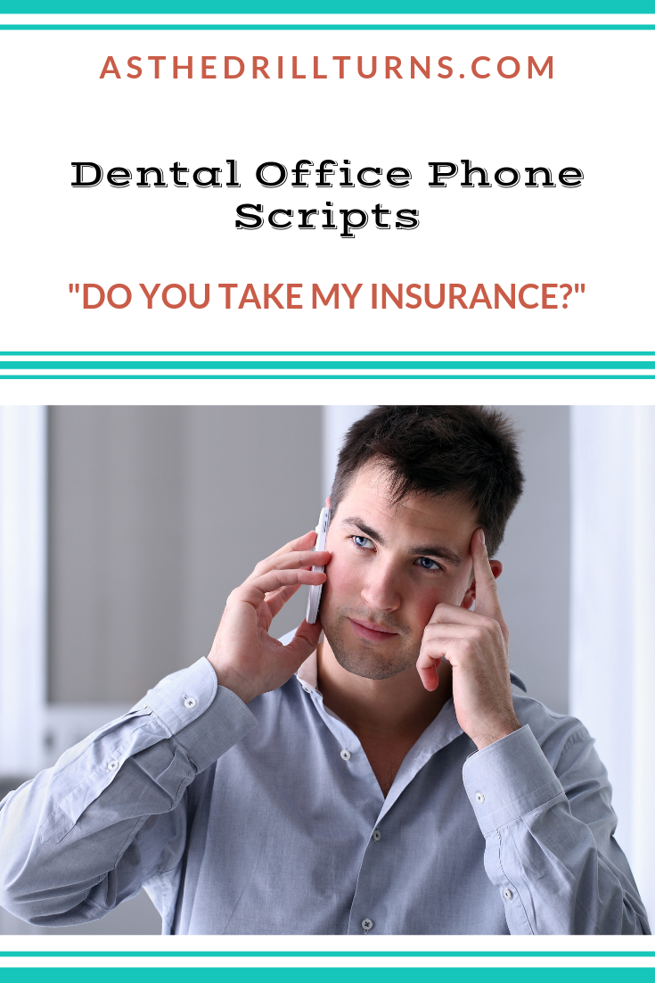 Dental Office Phone Scripts E Book Dental Office Phone Dental Practice Management