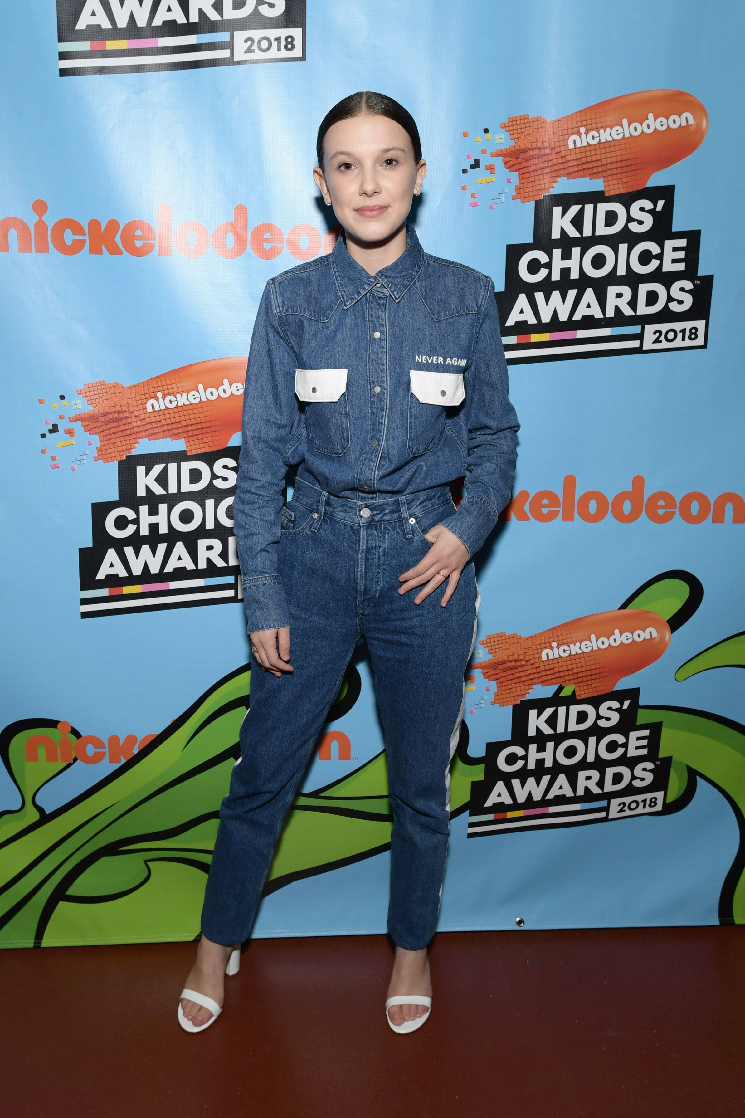Pin On Millie Bobby Brown
