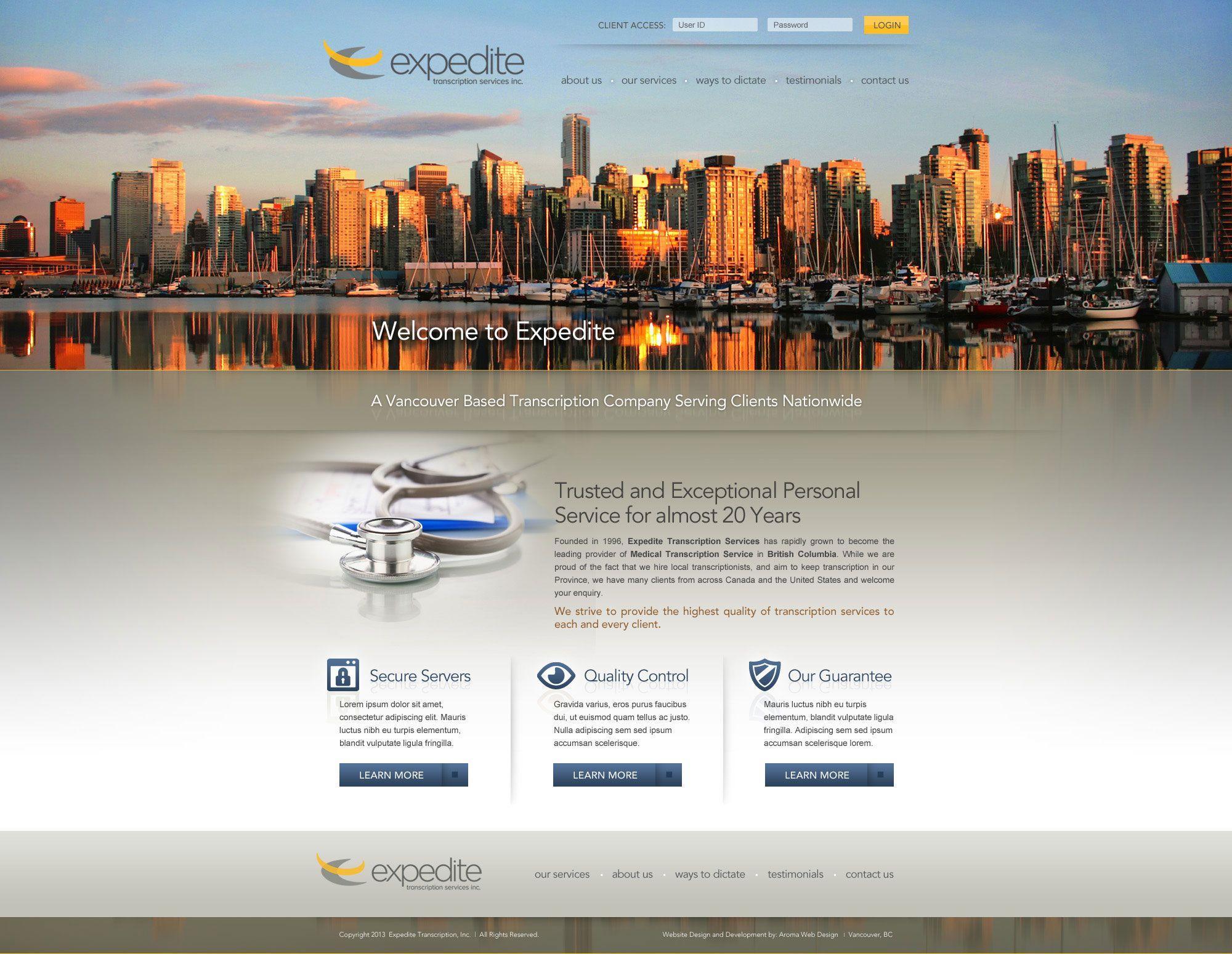 Vancouver Web Design Company Mining Construction Web Design Fun Website Design Web Design Company Business Website Design