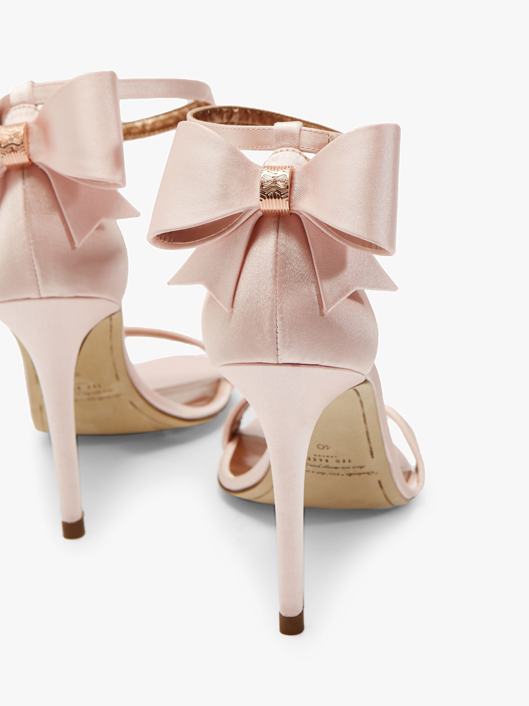 Ted Baker Bowtifl Bow Heeled Stiletto