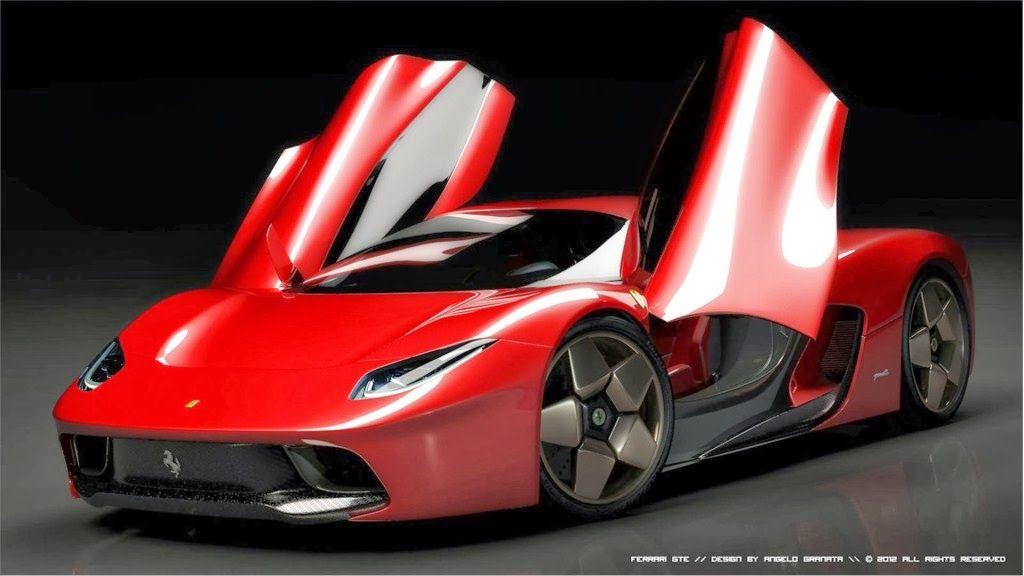 2015 Ferrari F12 Berlinetta Spyder Car