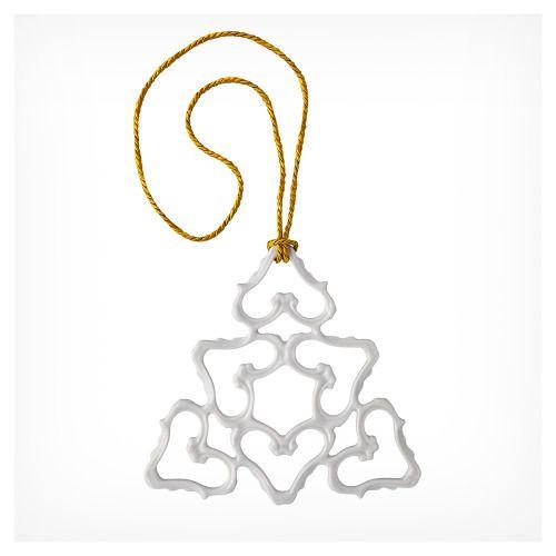 Vista Alegre - Christmas ornament in porcelain