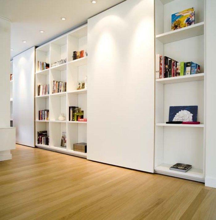 klassiek parket in een modern interieur | woonkamer kast, Fred ...