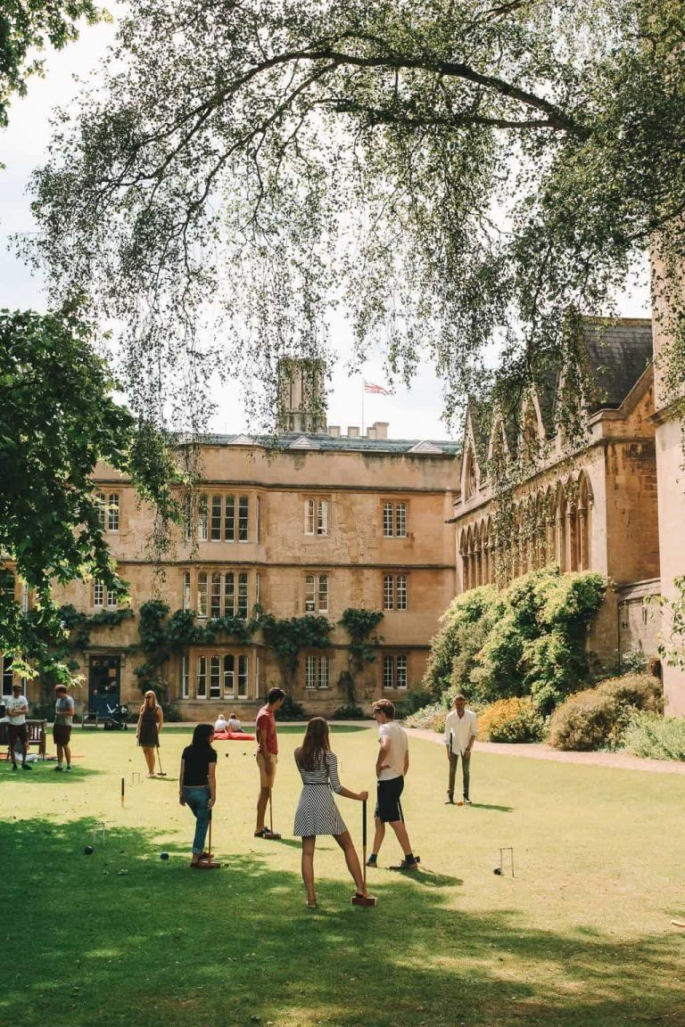 10 Best Oxford Colleges And Most Beautiful According To A