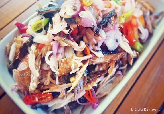 Rasamasa Ikan Cue Tongkol Sambal Dabu Dabu Resep Resep Ikan Cabai Rawit Resep