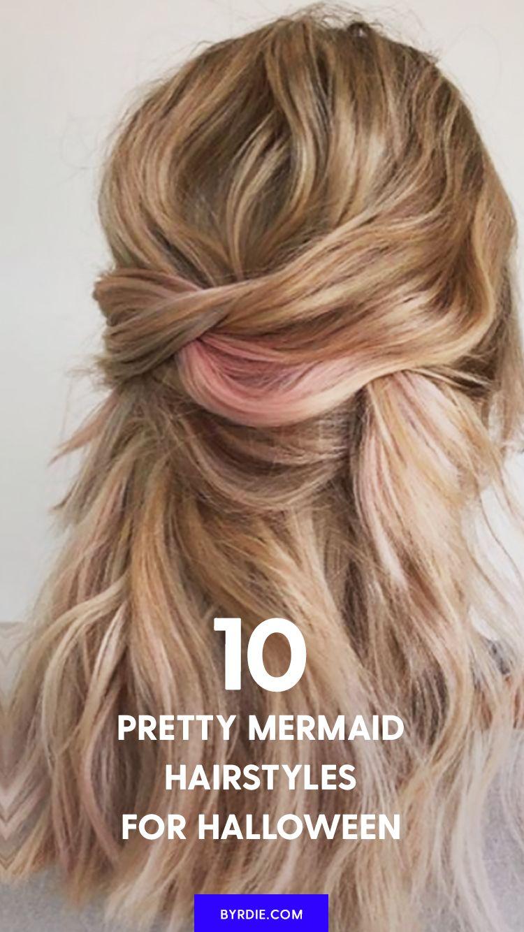 Hair Styling Hair Styles Mermaid Hair Mermaid Braid