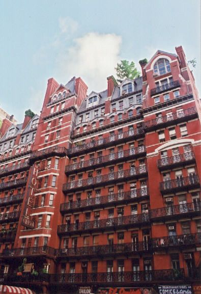 Hotel Chelsea is often associated with the Warhol superstars, as Andy Warhol and Paul Morrisey directed Chelsea Girls (1966), a film about his Factory regulars and their lives at the hotel. Chelsea residents from the Warhol scene included Edie Sedgwick, Viva, Ultra Violet, Mary Woronov, Holly Woodlawn, Andrea Feldman, Nico, Paul America, René Ricard and Brigid Berlin.