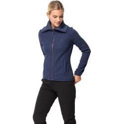 Photo of Jack Wolfskin fleece jacket women Patan Jacket Women M blue Jack WolfskinJack Wolfskin