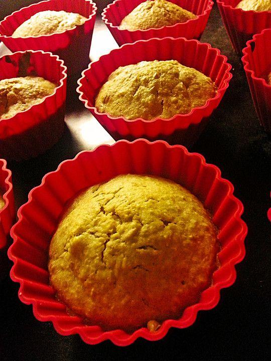 Apfel - Dinkel - Muffins | Weight Watchers: Backen ...