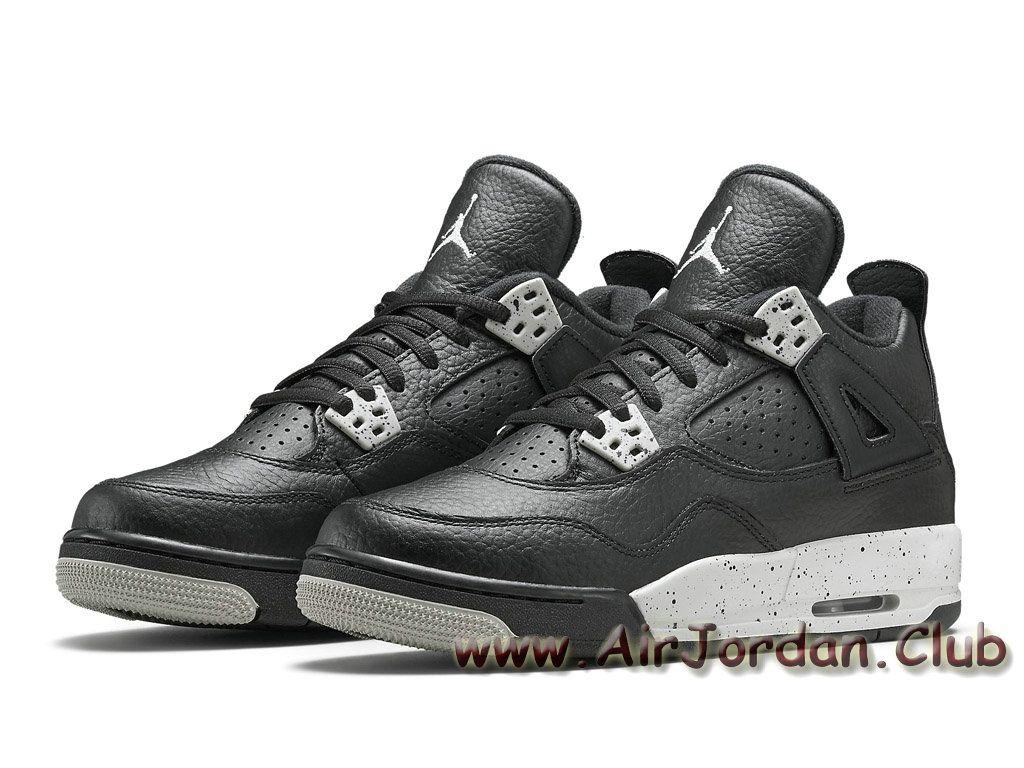 Air Jordan 4 Retro bg (gs) Oreo 408452_003 Femme/Enfant Jordan Release prix