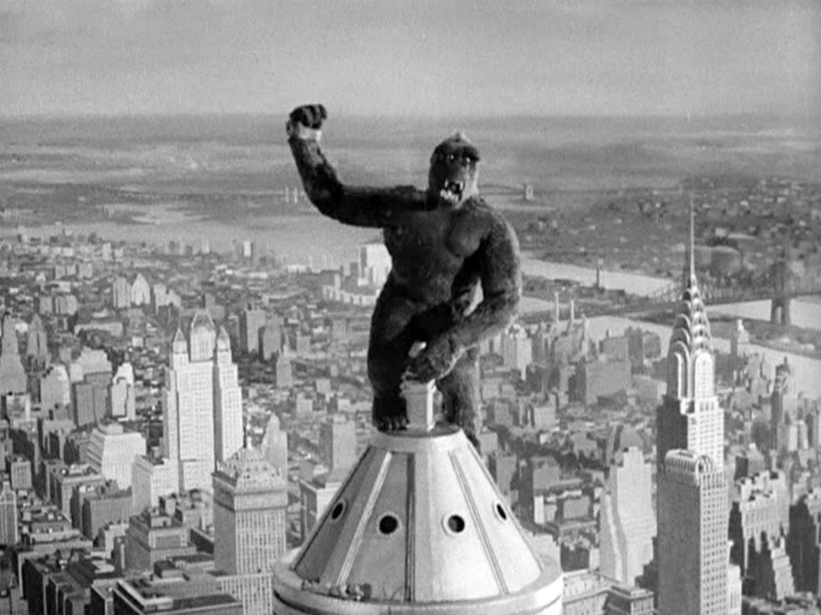 King Kong Empire State Building With Girl | Images Guru King Kong Empire State Building With Girl