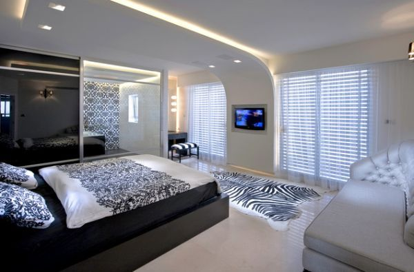 15 Ultra Modern Ceiling Designs For Your Master Bedroom Ceiling Design Bedroom Bedroom False Ceiling Design False Ceiling Design