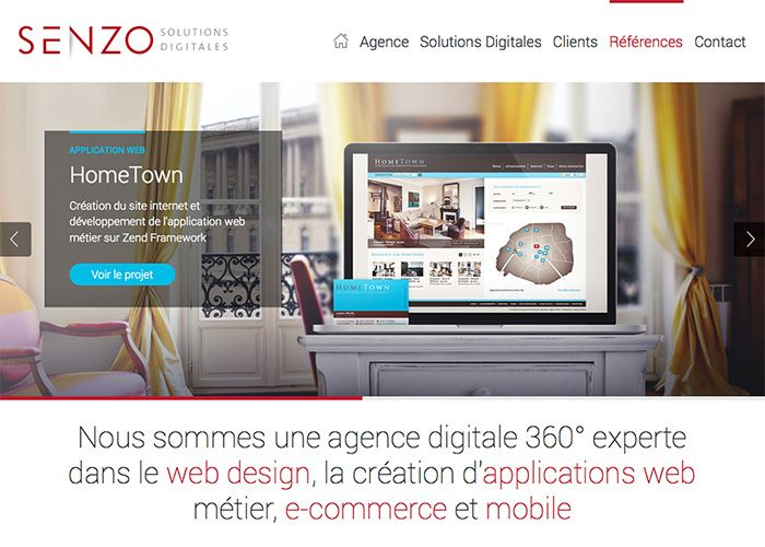 Awwwards Web Design Le Web Site Internet