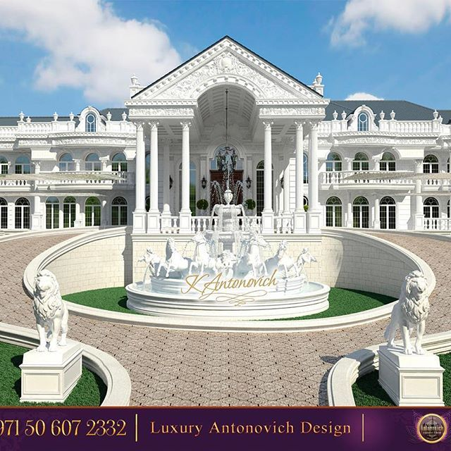 See This Instagram Photo By Classical Interior 1 066 Likes Luxury House Interior Design Luxury Exterior Luxury House Designs