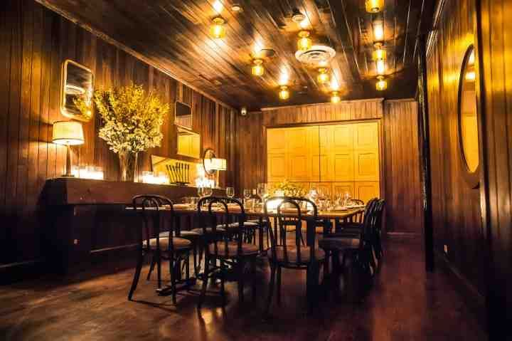 Charlie Bird Private Dining Google Search Private Dining